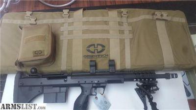 For Sale: Desert Tech SRS Covert 338 Lapua Ready Kit