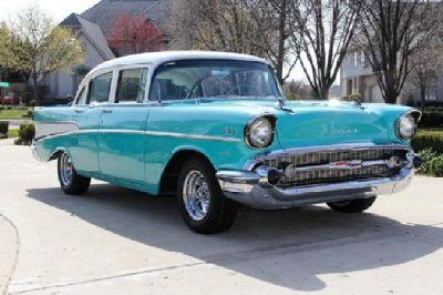 1957 Chevrolet Bel Air/150/210 '4 Door'