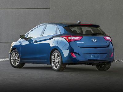 2016 Hyundai Elantra GT Base (Gray)
