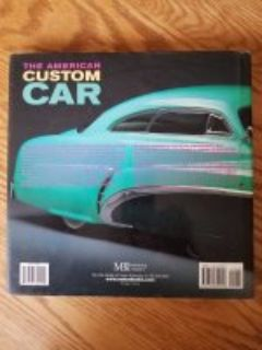 The American Custom Car by Pat Ganahl