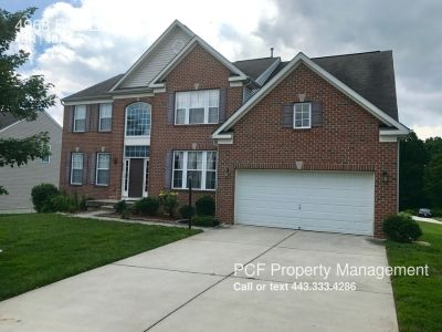 Spacious 4 bedroom,3.5 bath in Glenchester Farm community