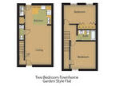 Fosters Landing Apartments - Two BR Townhome
