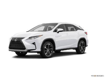 2018 Lexus RX 350 (Ultra White)