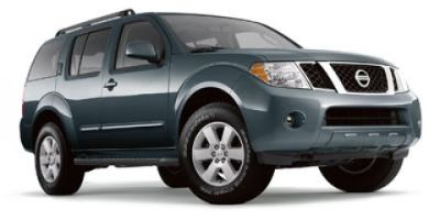 2011 Nissan Pathfinder S (Red Brick)