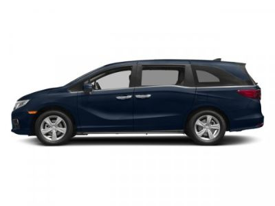 2018 Honda Odyssey EX-L (Obsidian Blue Pearl)