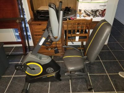 Gold's Gym Cycle Trainer