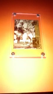 Rare Marion Motley Football Card