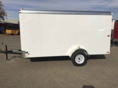 2018 Mirage Trailers 6x10 Expo