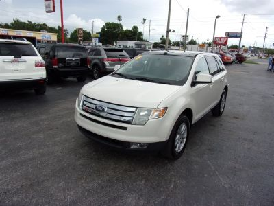 2008 Ford Edge SEL (White)