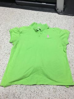 Mickey Mouse women s polo size 2X great condition