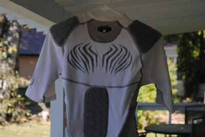 $55 OBO Under Armour MPZ 2 Heat Football Protective Gear Top and Shorts