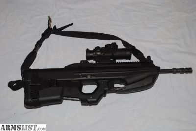 For Sale: FN FS2000 5.56/.223 Bullpup Rifle (takes AR15 Magazines)
