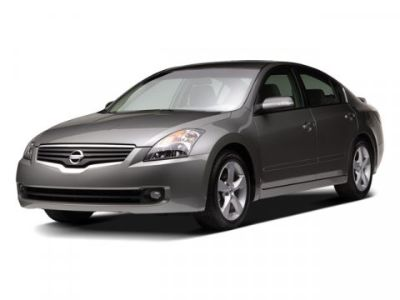 2009 Nissan Altima 2.5 (Red Brick Metallic)