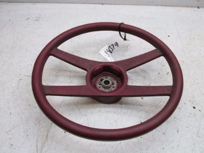 Find 70-81 CHEVROLET CAMARO STANDARD RED STEERING WHEEL motorcycle in Bedford, Ohio, United States, for US $49.99