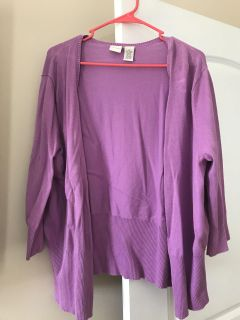 Women s size 2x target brand cardigan. Great used condition