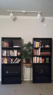 Bookcases - MUST GO! - Name your price!!