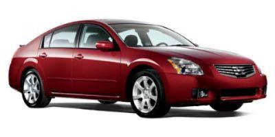 2007 Nissan Maxima 3.5 SE (BLACK)