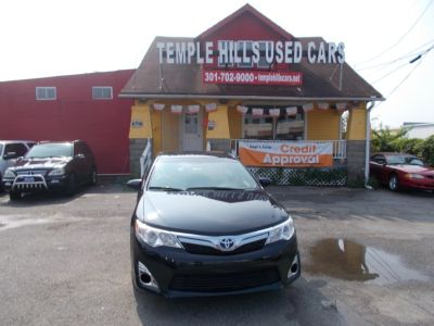 2013 Toyota Camry Hybrid LE (Clearwater Blue Metallic)