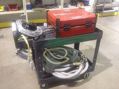$4,000, AMI Arc Machines Orbital Tube Welder Model 207-A, With leads, 750 weld head Complete Set