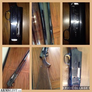 For Sale: Browning Auto 5 Belgium