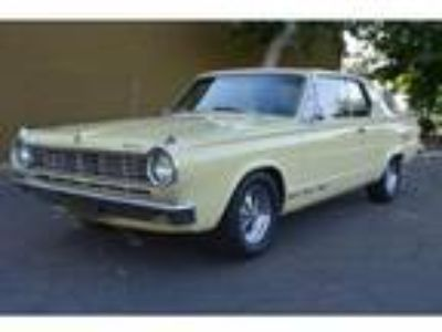 1965 Dodge Dart GT 235 HP V8