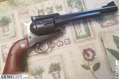 For Trade: Ruger Blackhawk 357 and holster