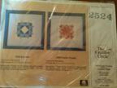 "Creative Circle Kit ""Sea Star"" #2524 5""x5"" quilt star"
