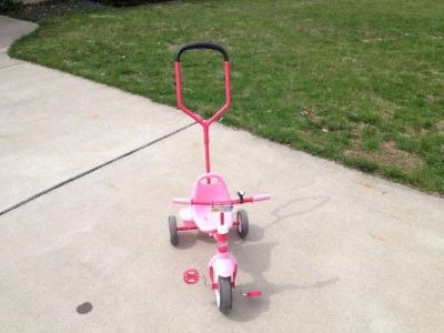 $20 My daughters have outgrown this tricycle