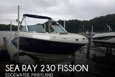 2009 Sea Ray 230 Fission