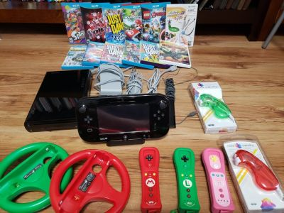Complete Wii U System with games