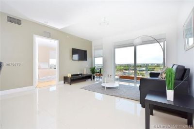 Miami Beach: 2/2 Furnished apartment (Waterway Dr., 33139)