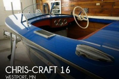 1948 Chris Craft Special Rocket