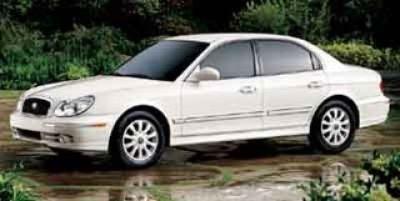 2004 Hyundai Sonata GLS (Silver)