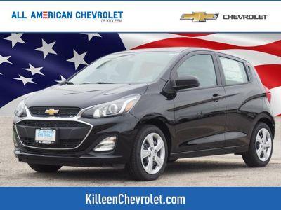 2019 Chevrolet Spark (MOSAIC BLACK)