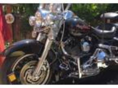 2002 Harley-Davidson FLHRI-Road-King Touring in Redwood City, CA