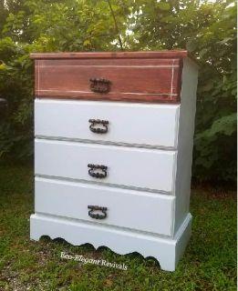 Refurbished Dresser