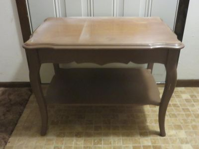 Table/end table