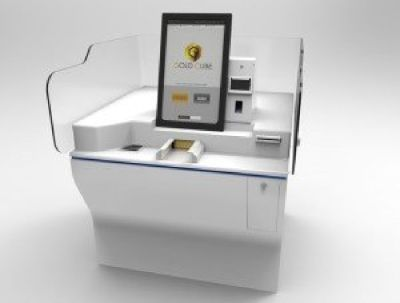 Collaboration with Law Enforcement | The GoldCube ATM
