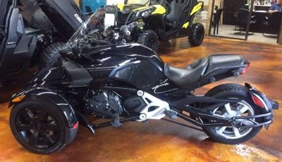 2015 Can-Am Spyder F3 SM6 Trikes Motorcycles Springfield, MO