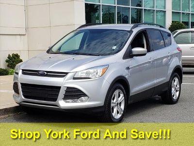 2016 Ford Escape SE (Silver)