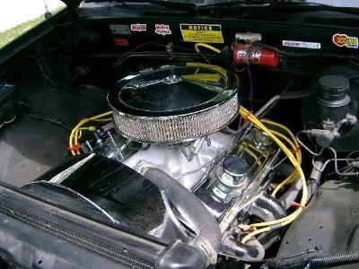 Custom Convertible 2 dr. 383 stroker