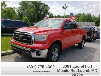 Used 2010 Toyota Tundra Double Cab for sale