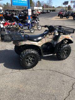 2016 Kawasaki Brute Force 750 4x4i EPS ATV Sport Utility Little Rock, AR