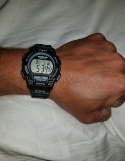 Men's Timex IRONMAN TRIATHLON SHOCK Watch