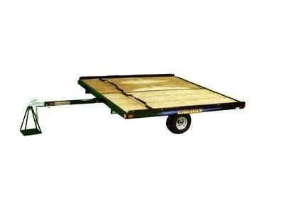 2012 Karavan Trailers 2-Place - KS-100-8 (2,700 lbs.) Equipment Trailer Sport Utility Trailers Norfolk, VA