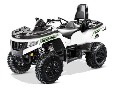 2017 Arctic Cat Alterra TRV 550 XT EPS Utility ATVs Lake Havasu City, AZ