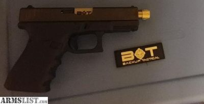 For Sale/Trade: Glock 19 gen 3 slide upper complete