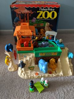 Fisher Price Zoo