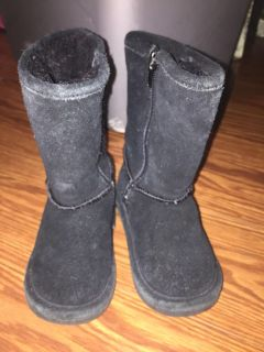 Toddler girls size 7 boots