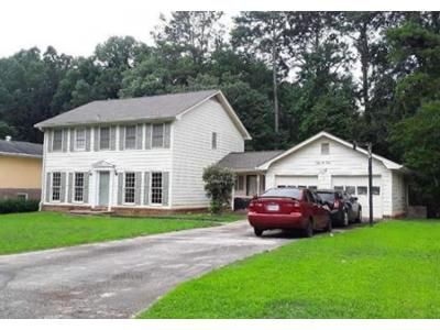 4 Bed 2.5 Bath Preforeclosure Property in Stone Mountain, GA 30088 - Fond Du Lac Dr